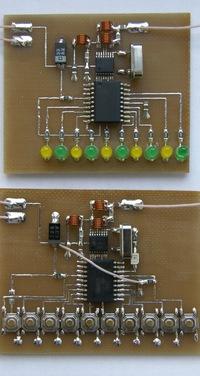Схемы на микроконтроллерах
