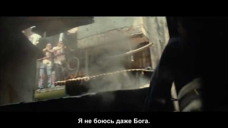 [J-Movie] Хищник [MOZU] [2015] трейлер [рус.саб]