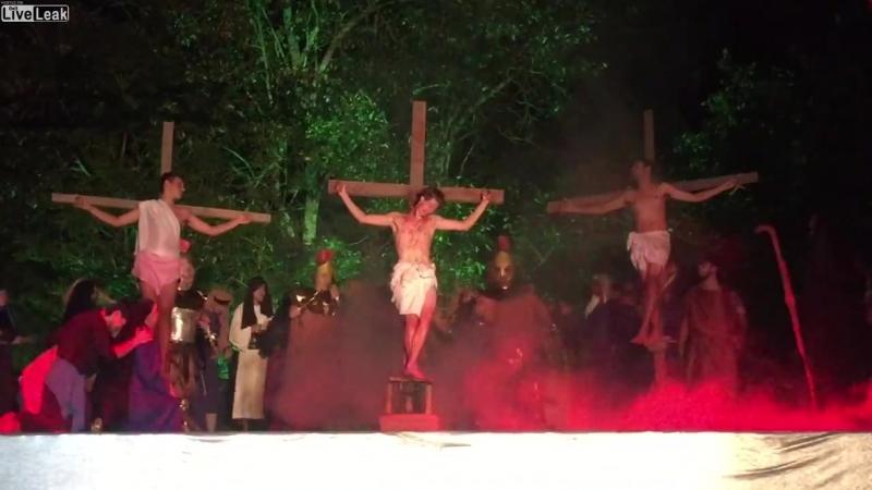Liveleak.com - Man saved Jesus.mp4