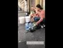 Лиговский проспект, Питер, барабанщики, уличные музыканты