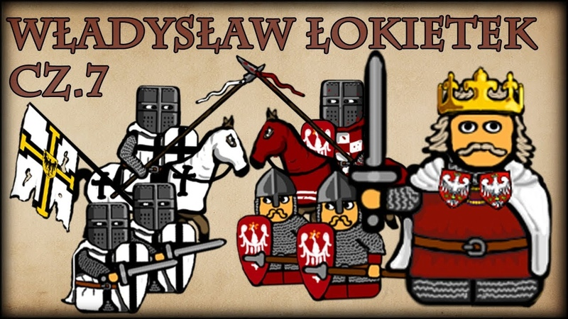 Historia Na Szybko - Władysław I Łokietek cz.7 (Historia Polski 58) (1331-1333)