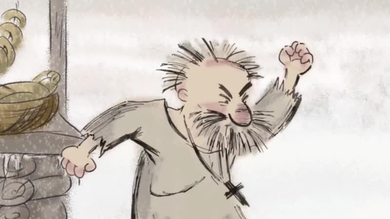 Гора самоцветов - Про Василия Блаженного (About Saint Basil) Рассказ о жизни Василия Блаженного