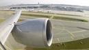 MASSIVE Boeing 777-300ER Engine ROOOOAAAR on Takeoff - GREAT Incheon Airport Views AirClips