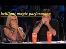 Tony and Jordan Twins Dazzle With Magic America Got Talent 2017