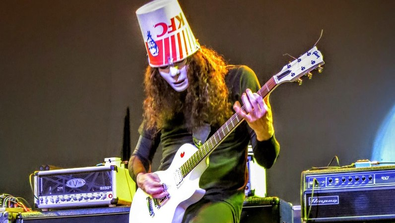 Buckethead-Soothsayer/Meta-Matic(A audio! 4K VideoFront Row) 2016-Lincoln Theater 5/13/2016