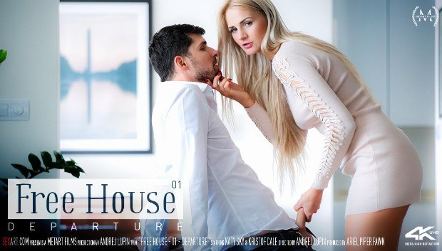 SexArt - Free House Episode 1 - Departure