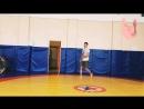 ЗАДНЕЕ САЛЬТО С ДВУХ ШАГОВ ПО СТЕНКЕ 💣✨⚡️💫💯💣#самбо #самбист #сальто #тренировка