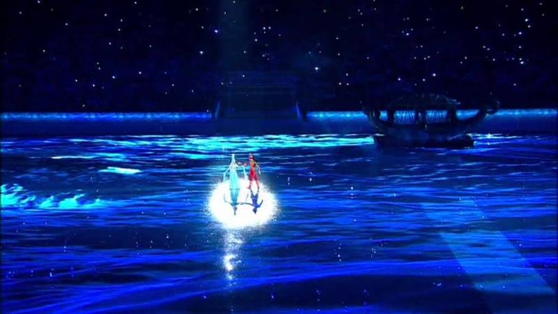 Opening of 2011 Asian Winter Games (8/14) Церемония открытия Зимних Азиатских игр 2011 г. (8/14)