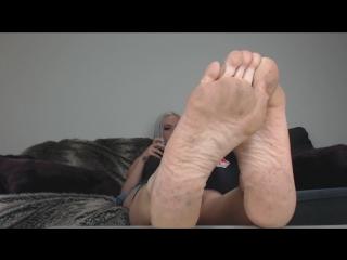 Very nice dirty feet