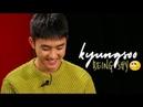 EXO DO KYUNGSOO GETTING SHY COMPILATION