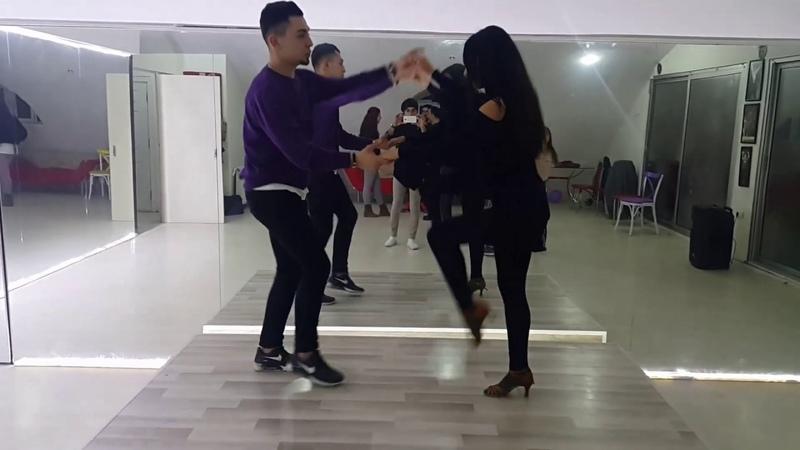 Kaan and Ana bachata workshop. feat / Cardi B, Bad Bunny J Balvin - I Like It