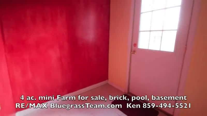 4_ac__brick_home_with_pool__GORGEOUS_Views__Kentucky_Gentleman_Farm_Danville_KY