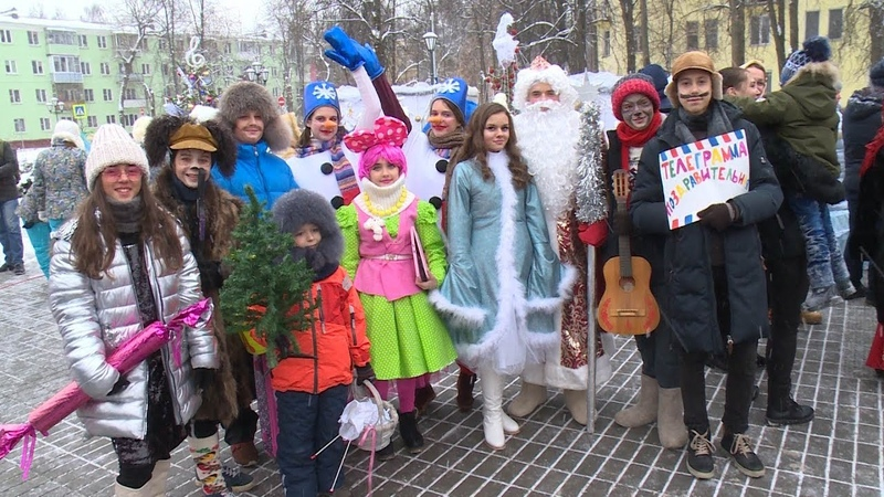 Фестиваль колючих красавиц в сквере им А С Пушкина