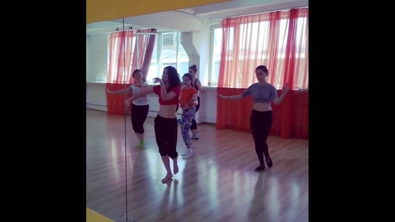 Belly dance/Ritmo Picante/Kristina Kasaeva (Кристина Касаева)