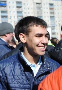 Максим Кравченко, 21 декабря 1994, Усть-Катав, id36741189