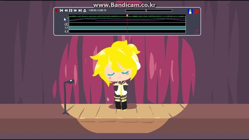 [Vocaloid studio] 鏡音レン(Kagamine Len) なまえのないうた(Nameless song)