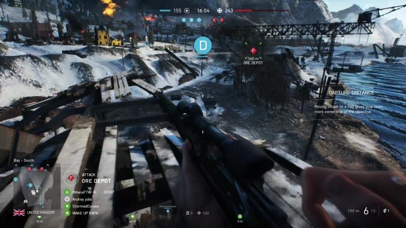 Открытое бета-тестирование Battlefield™ V