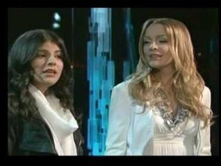 Annie Villeneuve - J'imagine = Nikki Yanofsky - I Believe