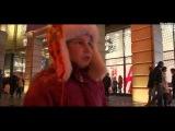 Дед Мороз на улицах Санкт-Петербурга