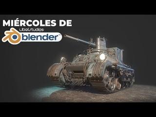 MIÉRCOLES DE BLENDER # 1 - INTRODUCCIÓN