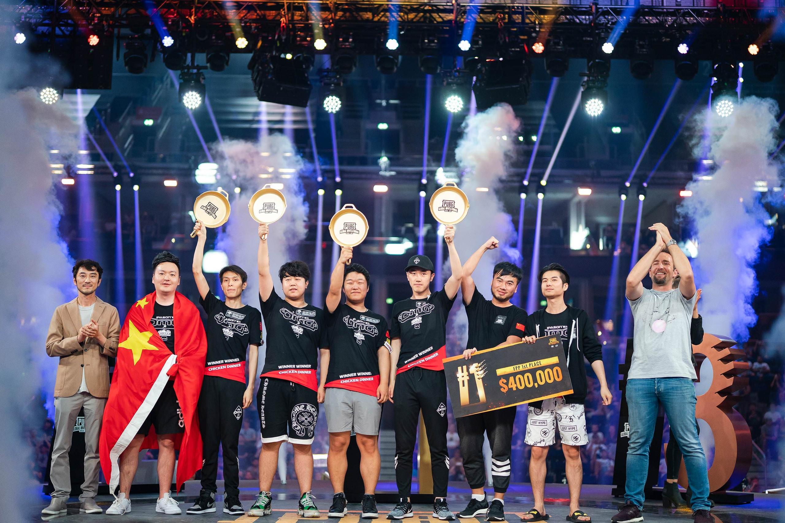 Встречайте чемпионов PGI 2018 FPP