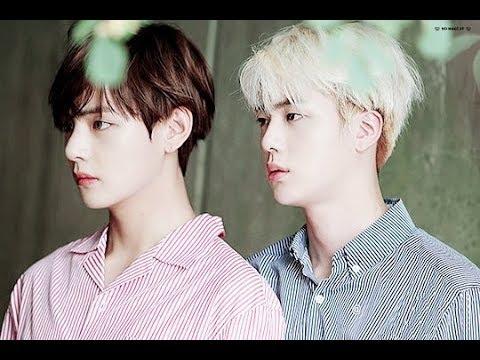[ BTS / JIN V ] 12월에 태어난 김형제 둘이 그렇게 잘생겼다면서요 (진, 뷔 생일축하영상)