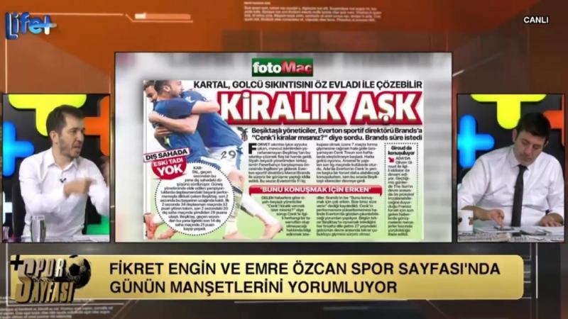 Spor Sayfası 2 Kısım 27 Eylül 2018 Fenerbahçe Beşiktaş Galatasaray