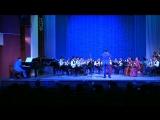 Арно Бабаджанян-Ноктюрн для фортепиано с оркестром, исполняет Бекмурза Кудайбердиев.