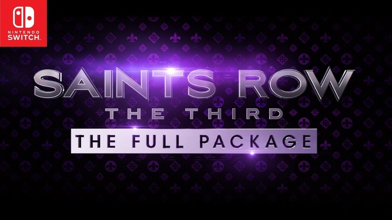 Saints Row®: The Third™ - The Full Package on Nintendo Switch (Official)