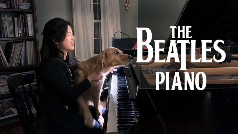 Sgt. Pepper's Lonely Hearts Club Band (The Beatles) Piano Cover by Sangah Noona