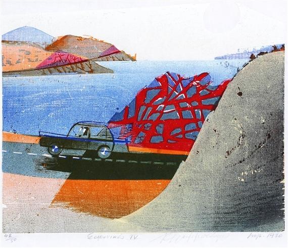 Костас Грамматопулос ( 1916-2003) Κώστας Γραμματόπουλος — видный греческий художник, гравер и иллюстратор XX века.