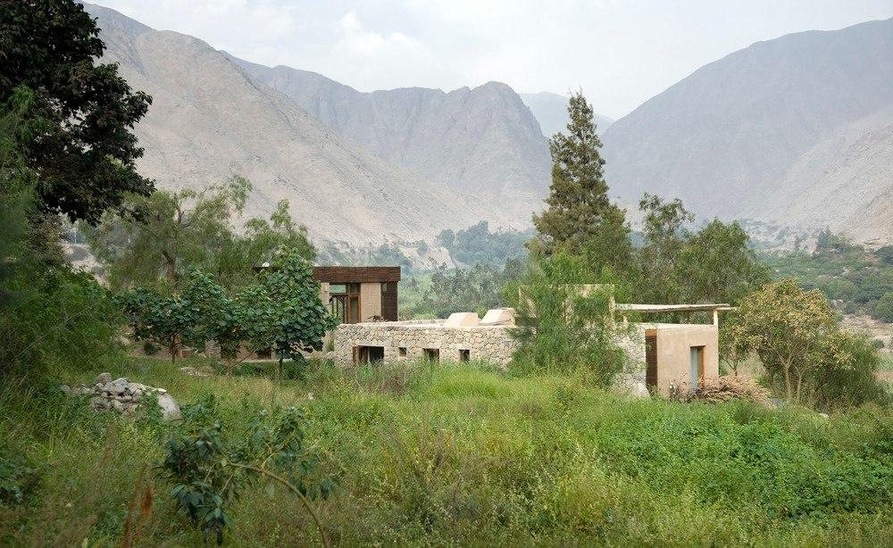 Marina Vella Arquitectos (Перу).