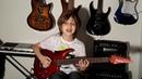 Dustin Tomsen 14 yr old covers Deep Purple Sometimes I feel like Screaming