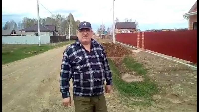 Отзыв установка откатных ворот п. Княжево