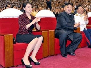 Ким Чен Ын- первый год во главе КНДР!