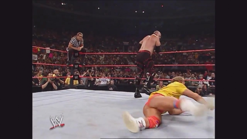Kane Destroys Special Guest Raw 2006