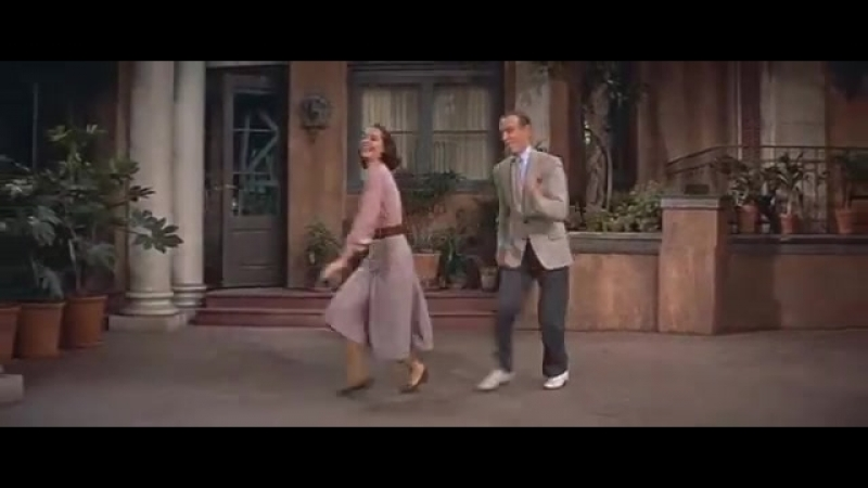 Фред Астер и Сид Чарисс - Спортивное танго