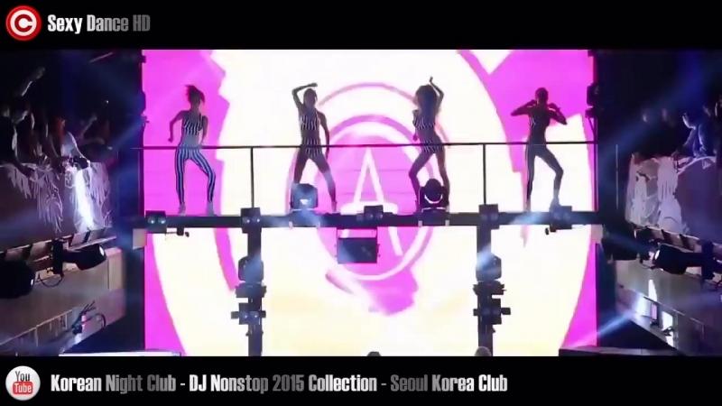 Korean Night Club DJ Nonstop 2015 Collection Seoul Korea Club Nonstop DJ