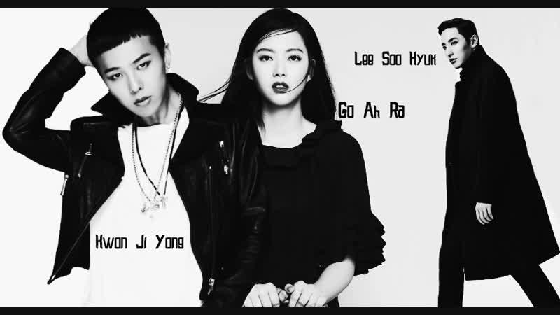 Lee Soo HyukKwon Ji YongGo Ah Ra