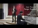 Valentin Kovalev Astor Piazzolla Tango Escualo