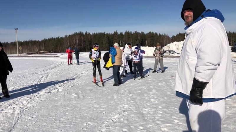 Богородский городской округ, с. Ивановское 23 февраля 2019 г. Школа 45 Ямкино праздник лыжи