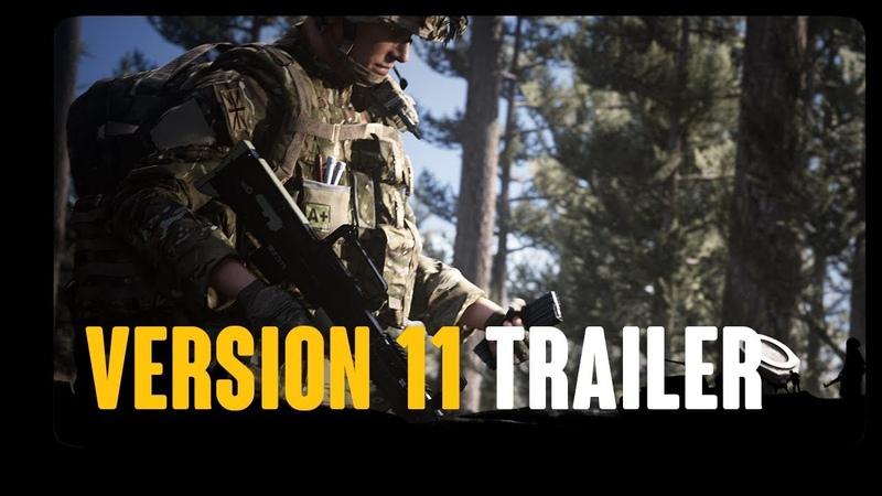 Squad: Alpha 11 Release Trailer