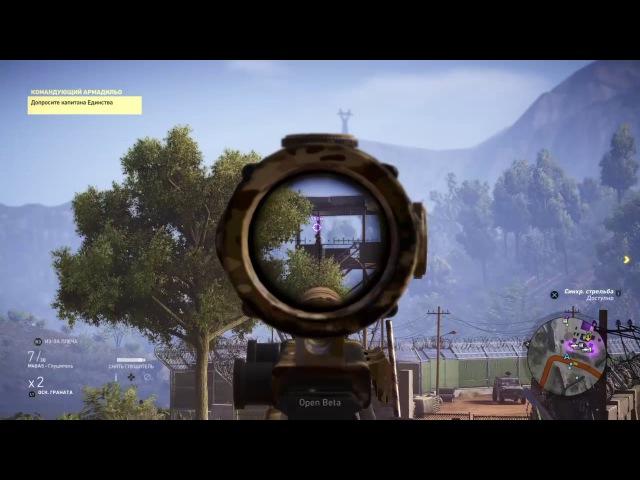 Arma 3 The Division = Ghost recon Wildlands