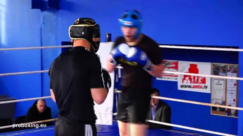 14.11.2015 Fight 5 KAMAKURA Baltic Club