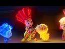 Фиксики - новые серии - Телескоп (Анализ крови, Сковородка, Окно, Бетон)