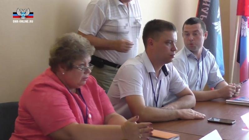 Конкурс «Лучший по профессии» собрал в Амвросиевке два десятка аграриев со всего Донбасса