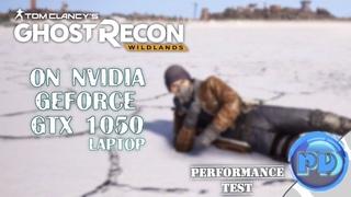 Tom Clancy's Ghost Recon: Wildlands on NVIDIA GeForce GTX 1050 (Laptop)