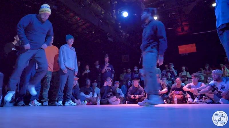Catch Wreck 2019 FINAL Rhyno Church vs P Nut J Boogie