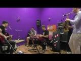 Крис Кельми - Ночное Рандеву (NIKITA FERRA переработка). Репетиция к концерту