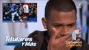 Salomón Rondón rompe en llanto tras recordar la lesión a James McCarthy | Telemundo Deportes